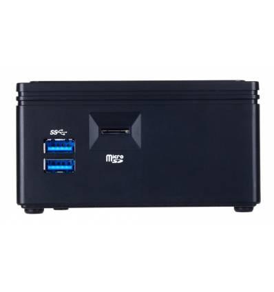 Gigabyte GB-BACE-3000 1.04GHz N3000 Mini PCI Nero PC/stazione di lavoro