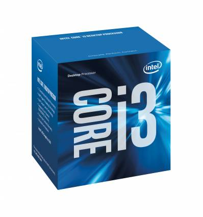 Intel Core i3-6100 3.7GHz 3MB L3 Scatola