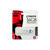 Kingston Technology DataTraveler G4 16GB 16GB USB 3.0 (3.1 Gen 1) Type-A Blu, Bianco unità flash USB