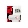 Kingston Technology DataTraveler G4 32GB 32GB USB 3.0 (3.1 Gen 1) Type-A Rosso, Bianco unità flash USB