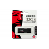 Kingston Technology DataTraveler 100 Generation 3 32GB 32GB USB 3.0 (3.1 Gen 1) Type-A Nero unità flash USB