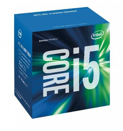 CPU Intel Core i5-6500 3.2GHz Socket 1151 6MB Cache BOXED