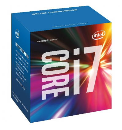 CPU Intel Core i7-6700 3.4GHz Socket 1151 8MB Cache BOXED
