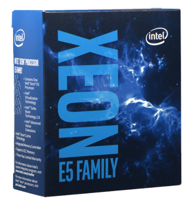 CPU Intel Xeon E5-2630V4 2.2GHz Socket 2011-v3 25MB Cache BOXED
