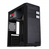 iTek ITOCWST02 Midi-Tower 500W Nero vane portacomputer