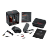 ASUS 90MP00A1-B0UA00 RF Wireless+USB Laser 8200DPI Nero Mano destra mouse