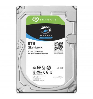 Seagate Surveillance HDD SkyHawk 8TB 8000GB Serial ATA III