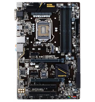 Gigabyte GA-Z170-HD3P (rev. 1.0)