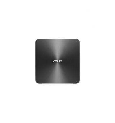 ASUS VivoMini VC65-G172Z 3.2GHz i3-6100T PC di dimensione 2L Grigio PC/stazione di lavoro