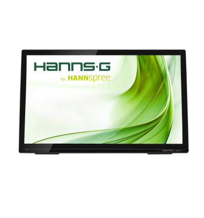 "Hannspree Hanns.G HT273HPB 27"" 1920 x 1080Pixel Tavolo Nero monitor touch screen"