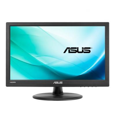"""ASUS VT168H 15.6"""" 1366 x 768Pixels Multi-touch Da tavolo Nero"""