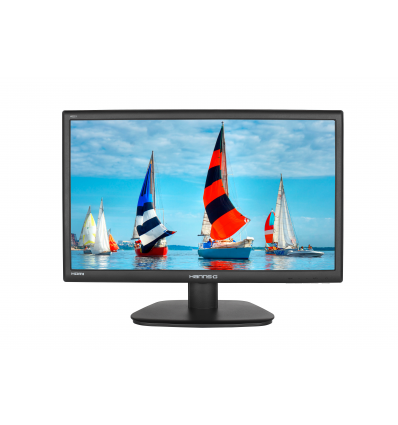 "Hannspree Hanns.G HS221HPB 21.5"" Full HD Nero LED display"
