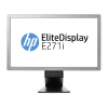 "HP EliteDisplay E271i 27"" Full HD IPS Argento"