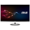 "ASUS MX25AQ 25"" Wide Quad HD AH-IPS Lucida Nero, Grigio"