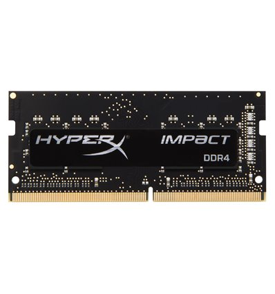 Memoria RAM So-Dimm DDR4 2400MHz 4GB C14 Kingston Hyp
