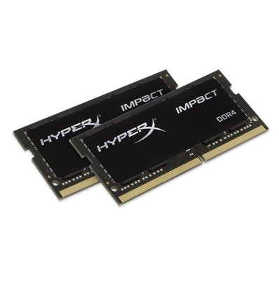 Memoria RAM So-Dimm DDR4 2400MHz 32GB C14 Kingston HyK2
