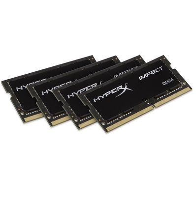 Memoria RAM So-Dimm DDR4 2400MHz 32GB C15 Kingston HyK4