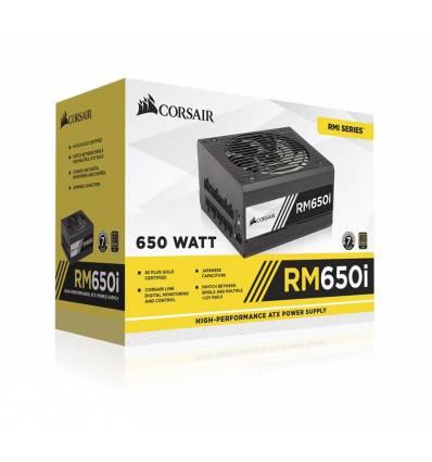 PS 650W Corsair RM650i silence