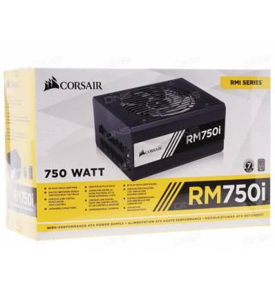 PS 750W Corsair RM750i silence