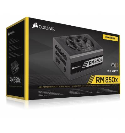PS 850W Corsair RM850x enthusiast
