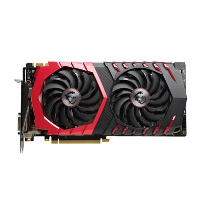 Scheda Video nVidia GeForce MSI GTX1080 8GB Gaming X