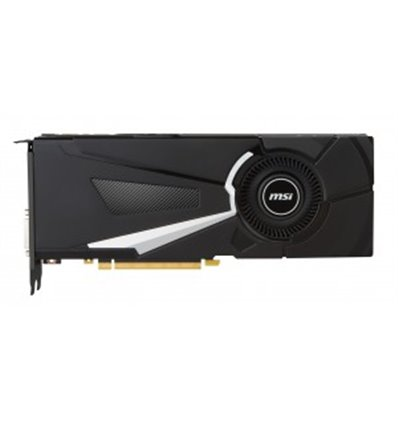 Scheda Video nVidia GeForce MSI GTX1080 8GB Aero OC