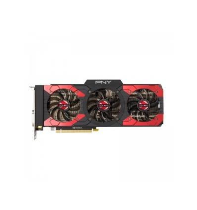 Scheda Video nVidia GeForce PNY Gtx 1070 8Gb Xlr8 Oc Gaming