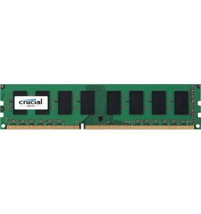 Memoria RAM DDR3 1600MHz 4GB C11 Crucial