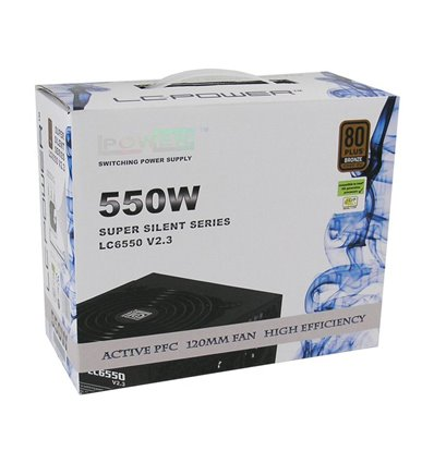 PS 550W LC-Power LC6550 V2.3