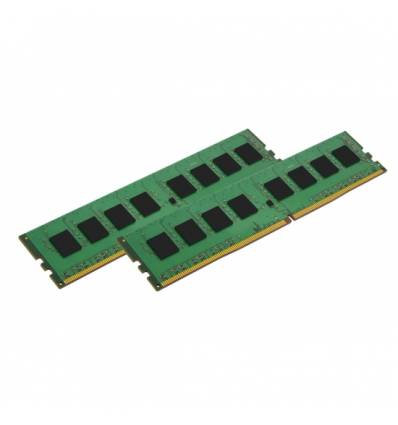 Kingston Technology ValueRAM 8GB DDR4 2133MHz Kit 8GB DDR4 2133MHz Data Integrity Check (verifica integrità dati) memoria