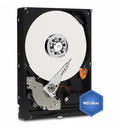"Hard Disk interno 3.5"" Western Digital 1TB WD10EZRZ, Blue"