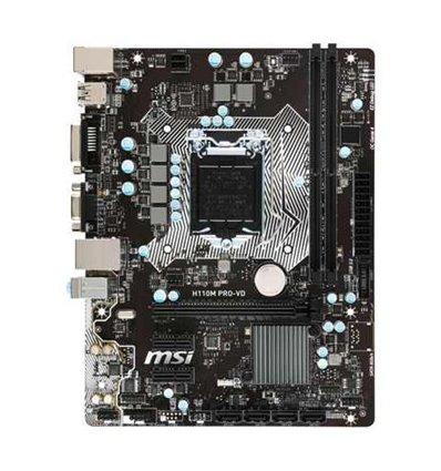 Scheda Madre MSI H110M Pro-D Intel H110 Socket 1151