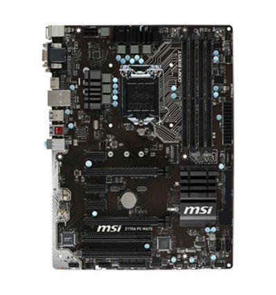 Scheda Madre MSI Z170A-PC Mate Socket 1151 ATX