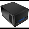 Case Antec Desktop ISK 600 Micro Desktop black ret