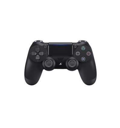 Ps4 Dualshock Cont Black V2