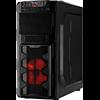 Case Midi Inter-Tech GM-X02 Black