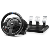 "ThrustMaster 4160681 ""T300 RS GT Edition Steering Wheel and Pedal Set Black"