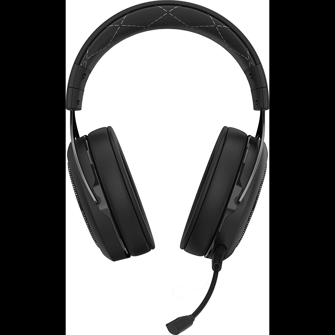 Headset Corsair Gaming HS70 wireless - carbon - DaxStore S.R.L.S. 1d5cd7c54077