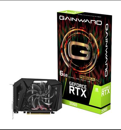 Scheda Video Gainward GeForce RTX 2060 6GB Pegasus OC