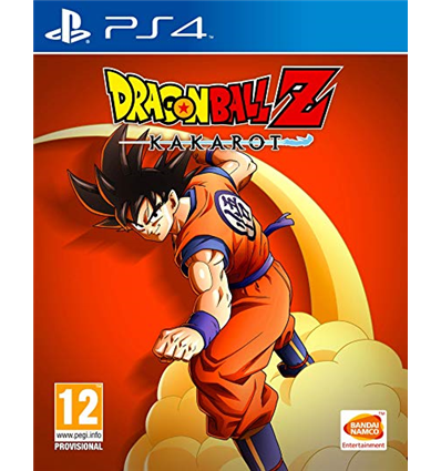 PS4 DRAGON BALL Z: KAKAROT