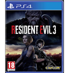 PS4 Resident Evil 3 - Standard Edition
