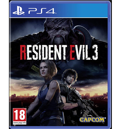 PS4 Resident Evil 3 - Standard Edition [RELEASE DATE 03/04/2020]